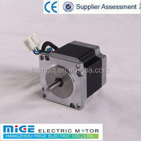 Three phase stepping motor
