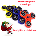 hot selling custom logo metal Ball bearing Focus hand fidget spinner toy