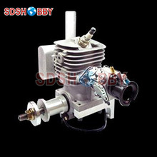 CRRCpro GF40i 40cc Gas Engine/Petrol Engine for RC Airplane with Walbro Carburetor
