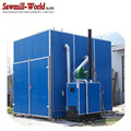 wood drying kiln,drying chamber for wood,wood drying chamber