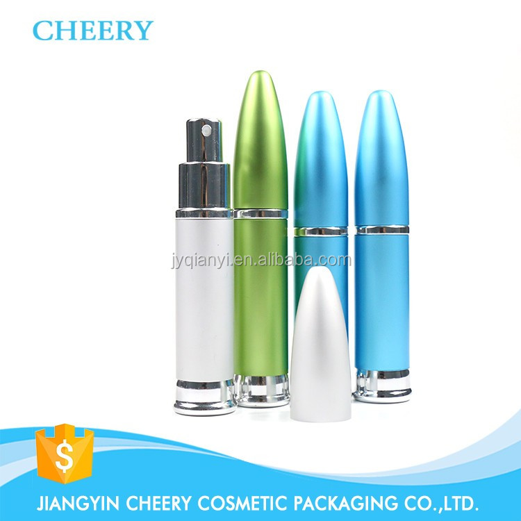 Portable Empty Perfume Glass Bottle 20ml Container
