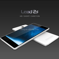 "Original Leagoo Lead 2 Lead2S 5"" qHD MTK6582 Quad Core Android 4.4 Unlocked Mobile Cell Phone 13MP CAM 1GB RAM 8GB ROM WCDMA"