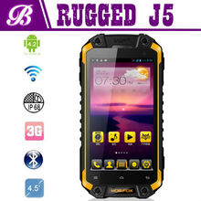 New 4.3 Inch MTK6589 Quad Core 1.5 GHz ROM 16G Dual Sim High Cost Rugged Android Phone
