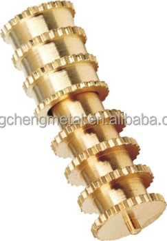 7.5mm copper alloy pin for table