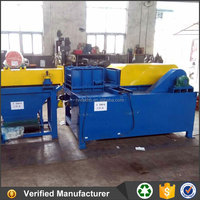Car Lead Battery Recycling Machine