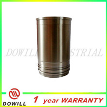 EK100 cylinder liner with aluminium alloy material, fir for EK100 cylinder sleeve
