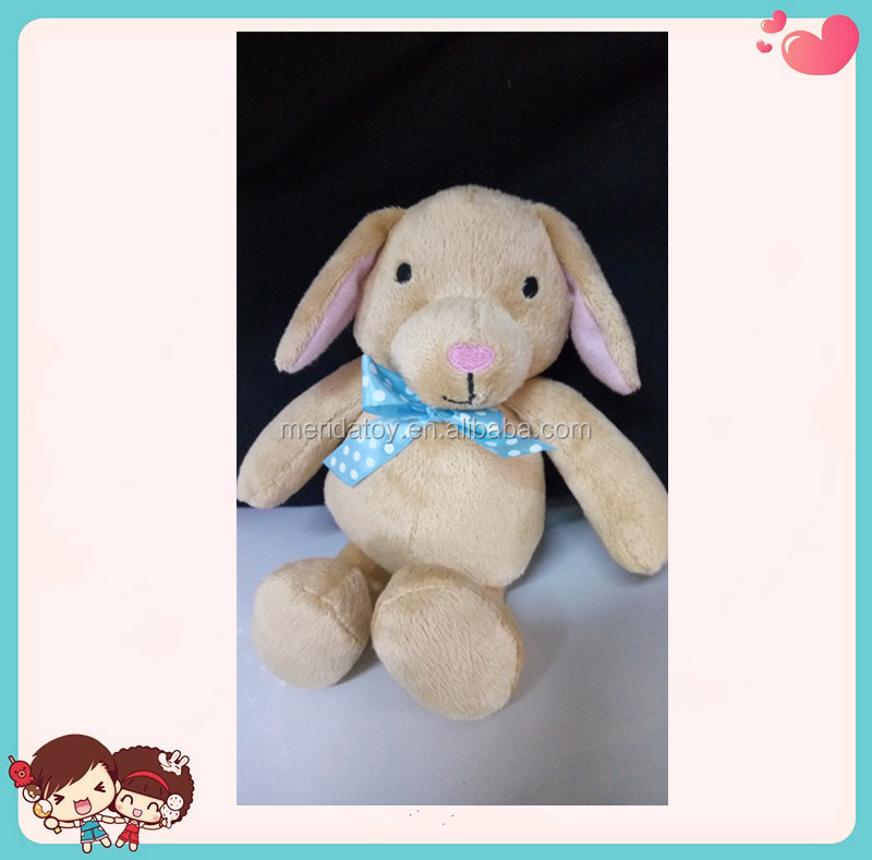 free sample crane toys wholesale custom Easter gift cute plush rabbit toy Bunny