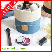 Best promotion cosmetic bag organizer makeup cases bag nylon organize gift bag