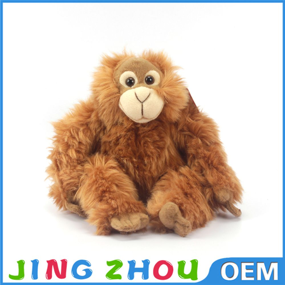 2016 hot selling peluche cute ugly plush monkey soft toys