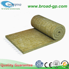 Basalt Insulation Rock Wool Blanket Blast Furnace Material