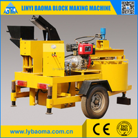 M7MI soil brick machine