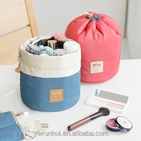 2016 Fashion polyster Storage travel cosmetic bag