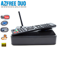 satellite decoders nagra 3 az america tv receiver azfree duo with iptv ,3G iks sks satellite hd receivers for Chile