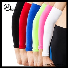 Morewin brand OEM services wholesale custom sports arm sleeve, anti UV arm sleeve ,multi color compression arm sleeves