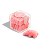 Wedding Favor Boxes Acrylic square Shaped Wedding Gift Candy Favor Sweetbox Candy Package New Novelty Wedding Favors Holders box
