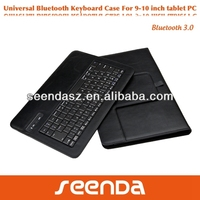 Note 10.1 2014 case with keyboard smart cover case for tablet 10 inch