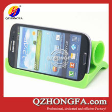 2013 new and unique silicone horn speaker for samsung galaxy s3