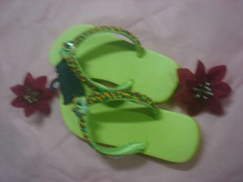 slipper DECORATED