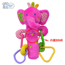 Most popular infant crib hanging toy cute cartoon baby toy