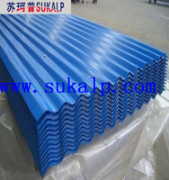 Corrugated Steel Sheet for Roofing Manufactory
