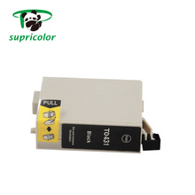 T0431 compatible inkjet cartridge for Stylus C84 C86 CX6400 CX6600