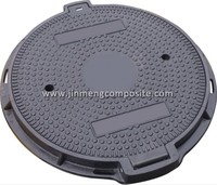 anti-corrosion Drain Grating Cover polymer manhole cover with hinge