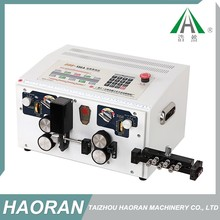 Automatic cable stripping machine cable making equipment