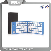 Slim Foldable Bluetooth Keyboard For Smartphone Tablet PC, Various Color Choices