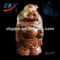 wholesale natural stone carved stone buddha