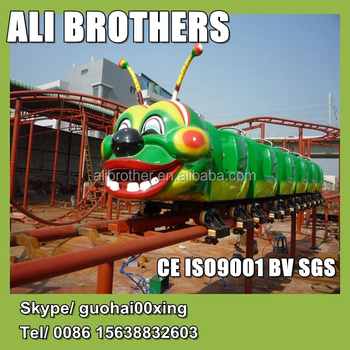 [Ali Brothers]park ride slide dragon coaster for sale
