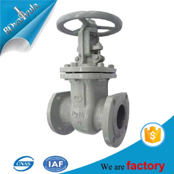 dn200 russia standard water manual pipe gate valve