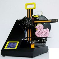 cheaper high quality Compact 3d printer supplies in china 3d printer for sutdent 3d printer