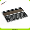NEW Style Solar Aluminum Bluetooth Keyboard for iPad