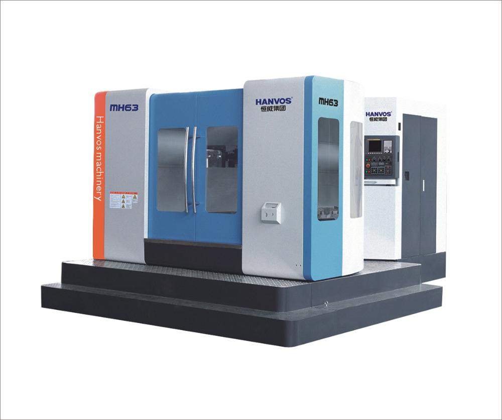 Cnc Vertical Machining Center In China Manufacturer