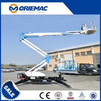 15m adjustable work platform portable KFM-ZL15
