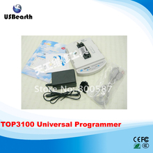 High quality !!! NEW TOP TOP3100 Universal Programmer Eeprom programmer for Windows7/Vista/Xp 32bits MCU PIC AVR 51,hot sale!