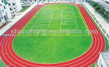 Stardand Soccer Ground with the Synthetic Carpet