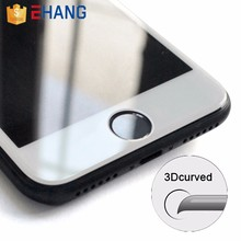Factory Supply! 0.33mm 2.5D Full Cover Tempered Glass Screen Protector Sheet