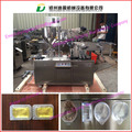 DPB-80 Aluminum Foil Plastic Liquid Blister Packer Machine