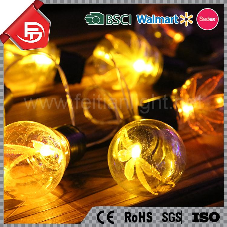 Durable Hot Sales christmas light bulb cover