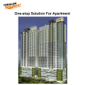 Low Cost Apartment Building Modern Design Apartment