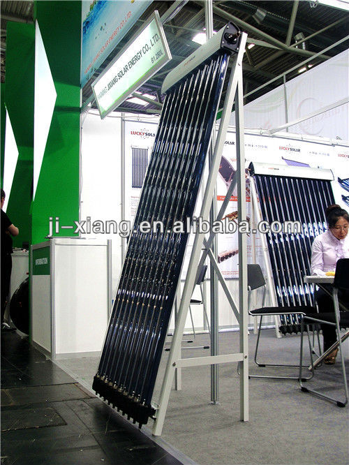 Household Solar water heater heat pipe solar collector pressure bearing type solar heating system