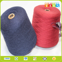 antimicrobial knitting yarn for rugs rabbit hair blended yarn