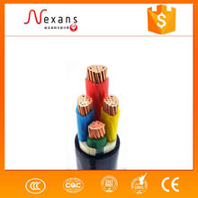 hot sale copper conductor xlpe insulation electrical cable