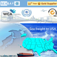 sea Freight forwarder agent china to oakland