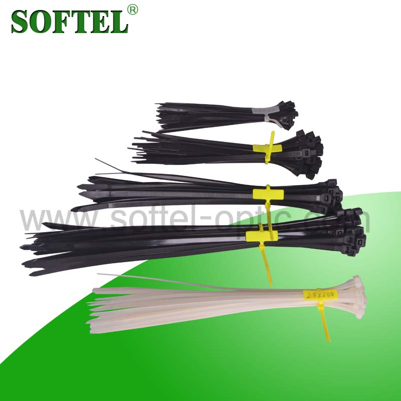 [SOFTEL]self locking nylon plastic cable tie,nylon soft cable tie/elastic cable tie,releasable plastic cable tie/reusable nylon