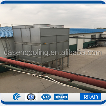 Small Closed Circuit Water Cooling Tower Cooling System Central Air Conditioning Equipment