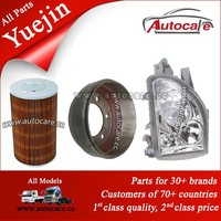 heavy truck yuejin truck spare parts