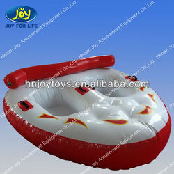floating inflatable double boats