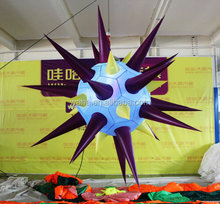 wedding /holiday/birthday/event inflatable star